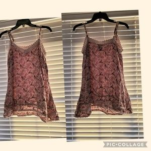 Faded Glory ladies camisole is size small